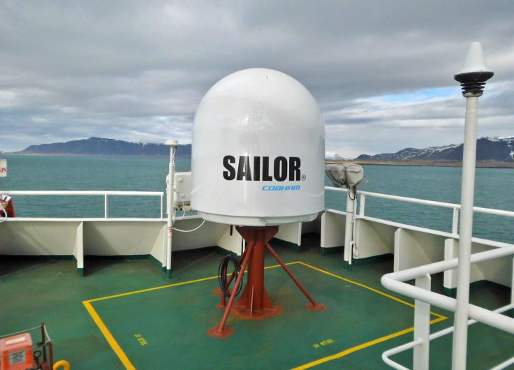 Candler Fleet goes VSAT